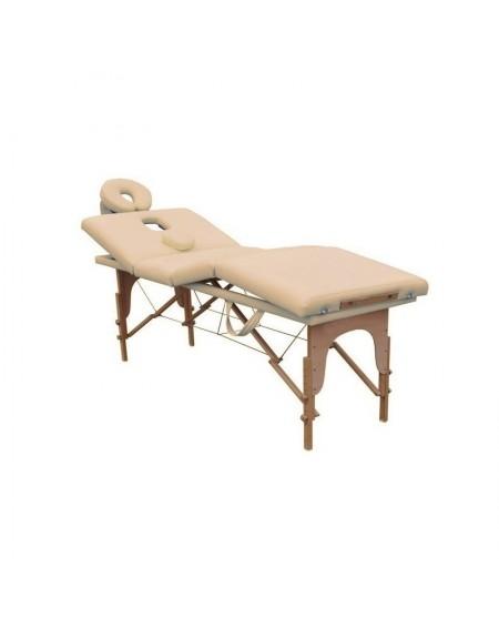 Mesa de masaje madera